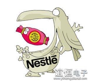 雀巢收购徐福记