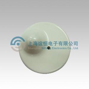 射频偏心圆标签