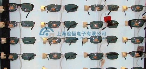 眼镜防盗标签应用案例