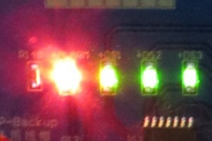 3800检测指示灯